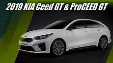 New 2019 Kia Ceed Gt Proceed Gt Official Details