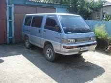 1991 mitsubishi l300 pictures 2 5l diesel manual for sale