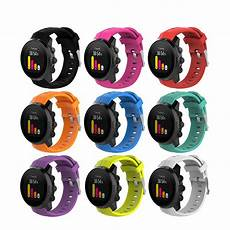 Bakeey Sport Replacement Silicone Band by New Bakeey Replacement Silicone Band For Suunto