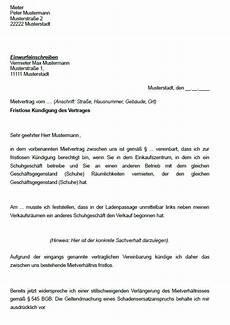 ordentliche kündigung des mieters teilk 252 ndigung mietvertrag k 252 ndigung vorlage fwptc