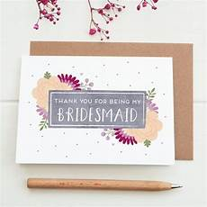 thank you for being my bridesmaid card template thank you for being my bridesmaid card thank you bridesmaid