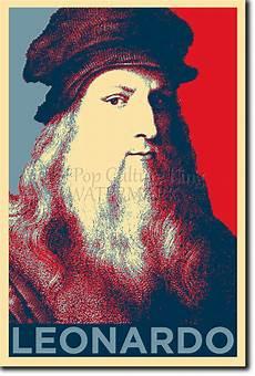 Leonardo Da Vinci Poster Unique Photo Print Gift Ebay