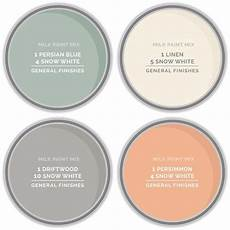 create custom colors with gf milk paint visit our color mixing lab in our design cen general