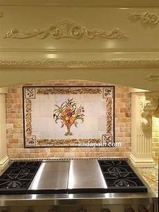 Kitchen Tile Murals Tile Backsplashes Italian Design Still Kitchen Tile Backsplash Mural
