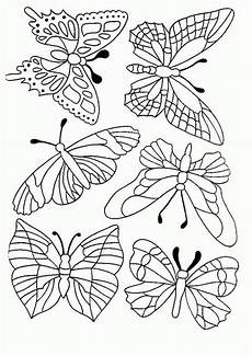 Malvorlagen Mandala Schmetterling Schmetterling Malvorlagen Malvorlage Schmetterling