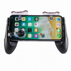 Single Controller Joystick Shooter by New Mobile Gameapd Handle Grip Joystick For Pubg Mobile