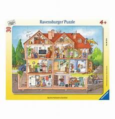 blick ins haus puzzle ravensburger puzzle memory spiele