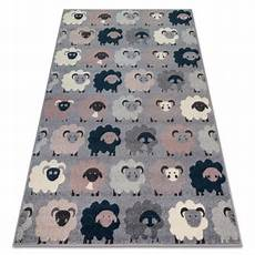 teppich grau blau teppich heos 78468 grau blau schafe heos