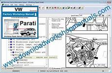 small engine repair manuals free download 1991 volkswagen passat lane departure warning vw parati workshop manual