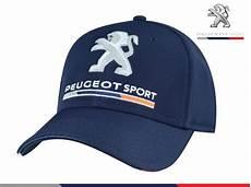 Casquette Officielle Peugeot De La Collection Officielle