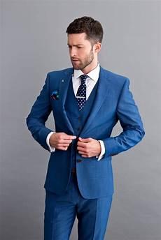 Costumes De Mariage Homme Bleu