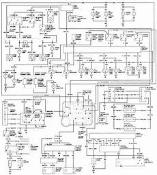 1989 ford bronco 2 wiring diagram the bronco ii corral library
