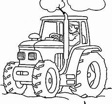 Malvorlagen Traktor Tractor Coloring Pages Getcoloringpages