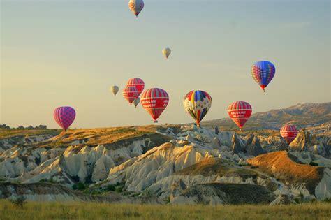 Ballongfestival Turkiet