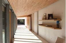 3 inspiring homes with concrete ceilings and wood concrete and glass home with level wood ceiling