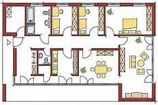 Schmaler Bungalow Grundriss - bungalow arwen