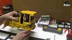 jrp rc bruder bulldozer rc conversion pt 2 tear