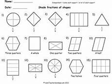 fraction worksheets year 3 4162 year 2 maths worksheets shading fractions worksheets 3 levels of difficulty pdf year 2