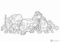 Brawl Malvorlagen Pc Coloring Pages 8 Bit Print Free From Brawl