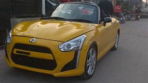 Daihatsu Copen Robe S 2014 For Sale In Lahore  PakWheels