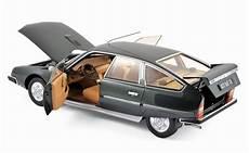 car citroen cx 2200 pallas 1976 vulcan grey 1 18 norev ebay