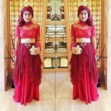 Kebaya Style Dengan Gambar Model Pakaian Muslim Pola