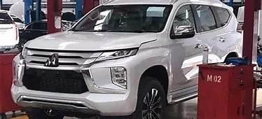 2020 Mitsubishi Pajero Sport Spy Shots Leaked Ahead Of Debut