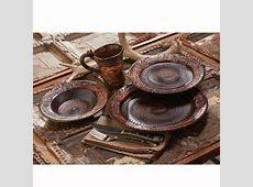 Bingham Canyon Dinnerware Item # 11622 P The luster of