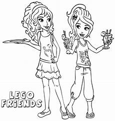 Malvorlagen Lego Friends Lego Friends Coloring Pages To And Print For Free