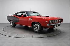 plymouth hemi cuda loaded well preserved 1971 plymouth hemi cuda asks 1 3