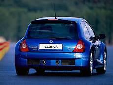 Renault Clio V6 Specs Photos 2003 2004 2005