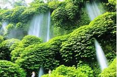 Tiga Air Terjun Terindah Di Lombok Okezone Lifestyle