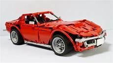 lego technic corvette c3 stingray