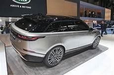 nouveau range rover velar look 2018 range rover velar automobile magazine