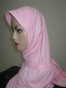 Nafira Jilbab Fashion Jilbab Gaul Pink Tali