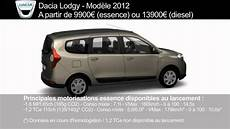 Dacia Lodgy Abmessungen - dacia lodgy prix finitions dimensions et motorisations