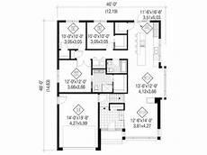 plan 072h 0258 the house floor plan 072h 0249 in 2020 floor plans family house
