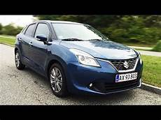 Suzuki Baleno 1 2 Dualjet Shvs Exclusive 2016 Review