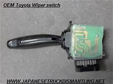 electric power steering 2003 toyota camry windshield wipe control toyota tacoma windshield wiper switch 2001 2002 2003 2004