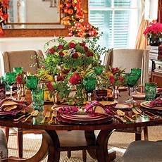 weihnachtstisch festlich dekorieren festive dinner paula deen magazine