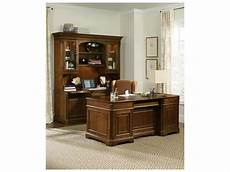 hooker home office furniture hooker furniture brookhaven home office set hoo28110564set