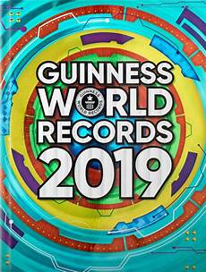 Livre Des Records 2019 En Fran 231 Ais Guinness World