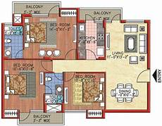 3 bedroom house plans india new 3 bedroom house plan in india new home plans design