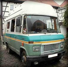 mercedes t2 l508 dg wohnmobil cer wohnwagen
