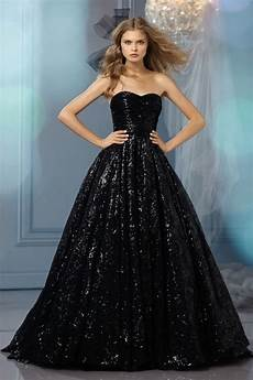 Black And Wedding Gowns