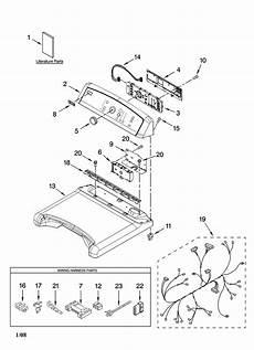 kenmore elite dryer parts 110 67032600 sears partsdirect