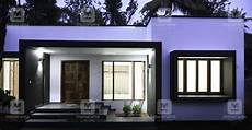two bedroom house plans kerala style simple 3 bedroom budget home design with free plan free