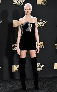 Cara Delevingne From Mtv Tv Awards 2017