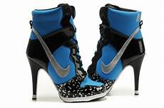 gangster nike high heels shoes image 447703 favim com