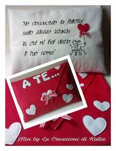 cuscino san valentino cuscino san valentino feste idee regalo di by le